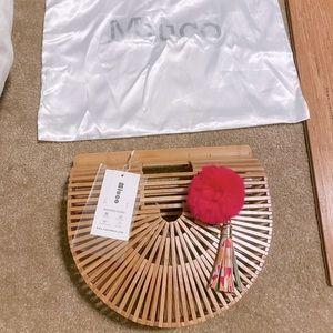 Miuco Bamboo Purse